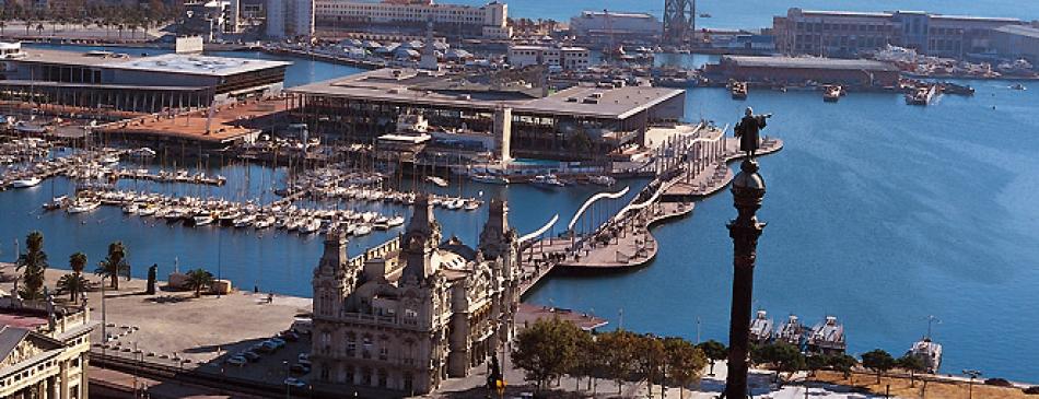 Port Vell.Barcelona